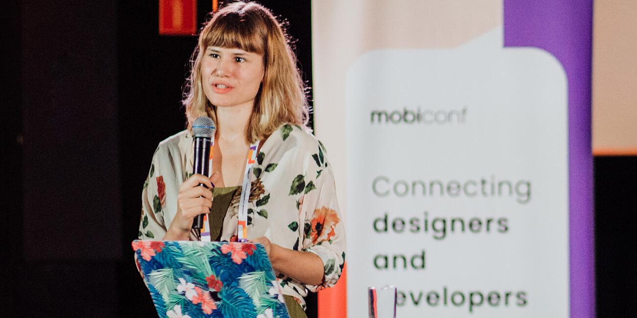 Speaker at Mobiconf conference