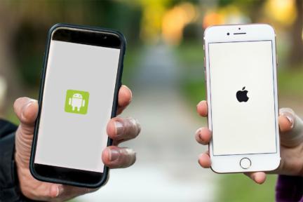 iOS vs. Android comparison